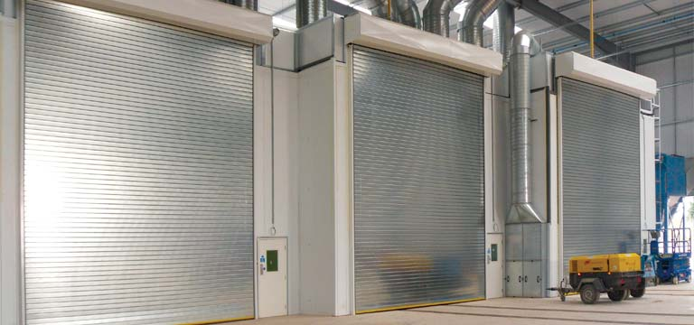 Insulated Speed & Roller Doors