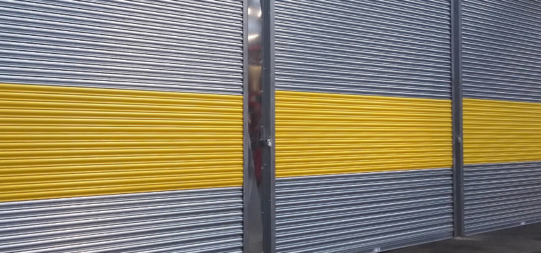 Uninsulated Roller Shutter Doors