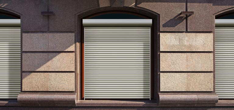 Window Shutters & Grilles